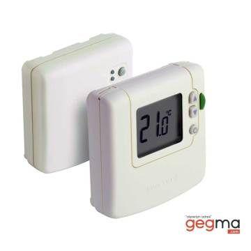 DT92A1004Honeywell Kablosuz oda termostatı, DT92Aralarında 2-yollu RF haberleşme bulunan oda termostatı ve röle modülü. Geniş LCD ekran ve kolay kullanım.Kazan kontrolü,zon vanalar,pompalar,elektrikli ısıtıcılar,fan-coil üniteleri ve termal tahrik ünitesi kontrol edilebilir.kendi kendine öğrenebilen Bulanık mantık kontrolü ayarlanabilir oransal bantayarlanabilir on/off zamandonma korumasıayar sıcaklığı limitlemesigüvenli mod senaryasukurulum modu iletim ve sinyal gücü özellikleri