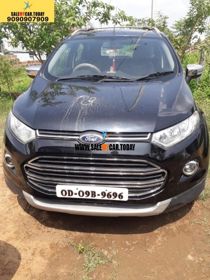 Salemycar Today Used Ford Ecosport For Sale In Bhubaneswar Salemycar Salemybike Salemymachine Ca Used Cars Online Used Construction Equipment Cars For Sale