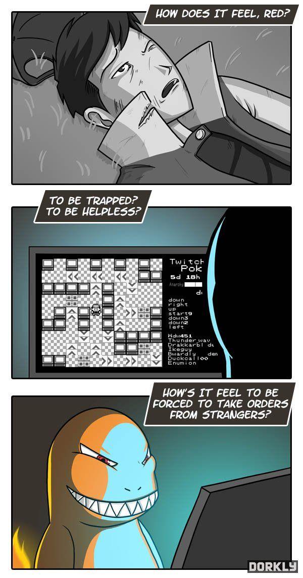 The Mastermind Behind Twitch Plays Pokemon