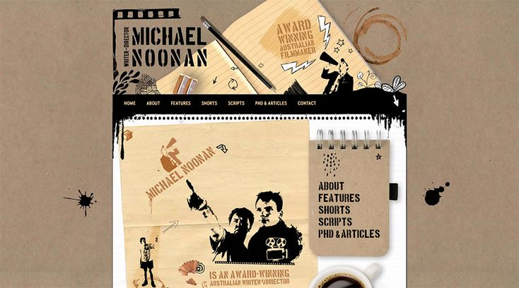 Michael Noonan Films