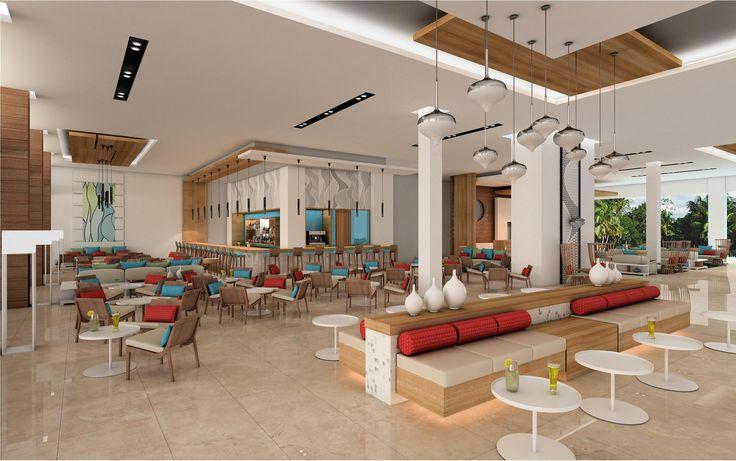 Lobby Bar #oceanvistaazul #oceanbyh10hotels #oceanhotels #h10hotels #h10 #hotel #hotels