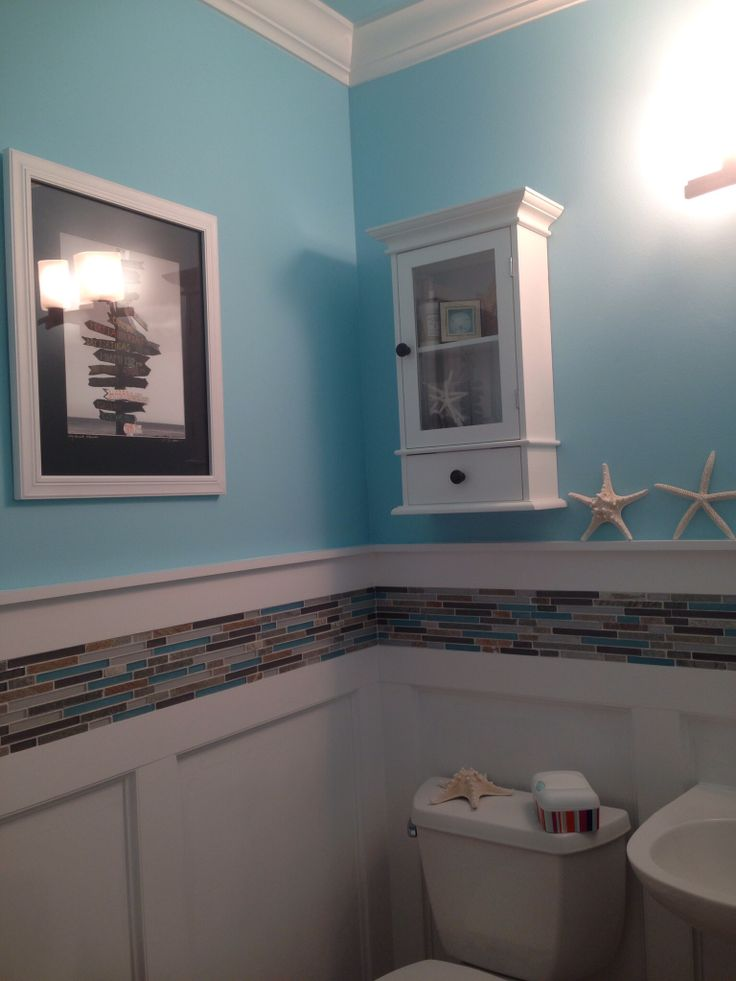 Bathroom Makeovers With Wainscoting 20 best bathroom makeover images on pinterest | bathroom ideas