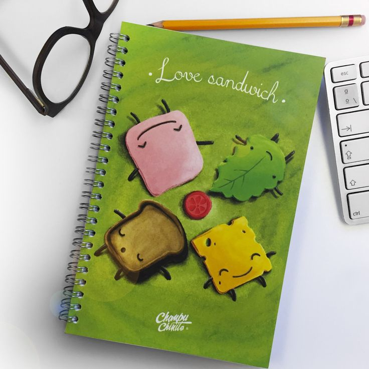 Want to sketch? Try our new note books! Striped and blank available.