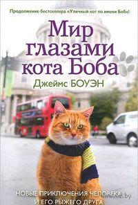 Мир глазами кота Боба. Новые приключения человека и его рыжего друга. Джеймс Боуэн