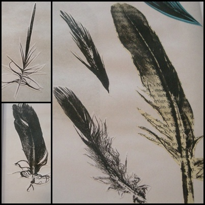 Feather-stamp...A tutorial...