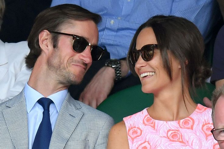 """Kate Middleton's younger sister, Pippa, raised quite a few eyebrows since her reported """"no ring, no bring"""" policy came into effect. Amid rumours that the rule may stop Prince Harry's girlfriend Meghan Markle from attending the nuptials, a new report has claimed that Pippa may have"""