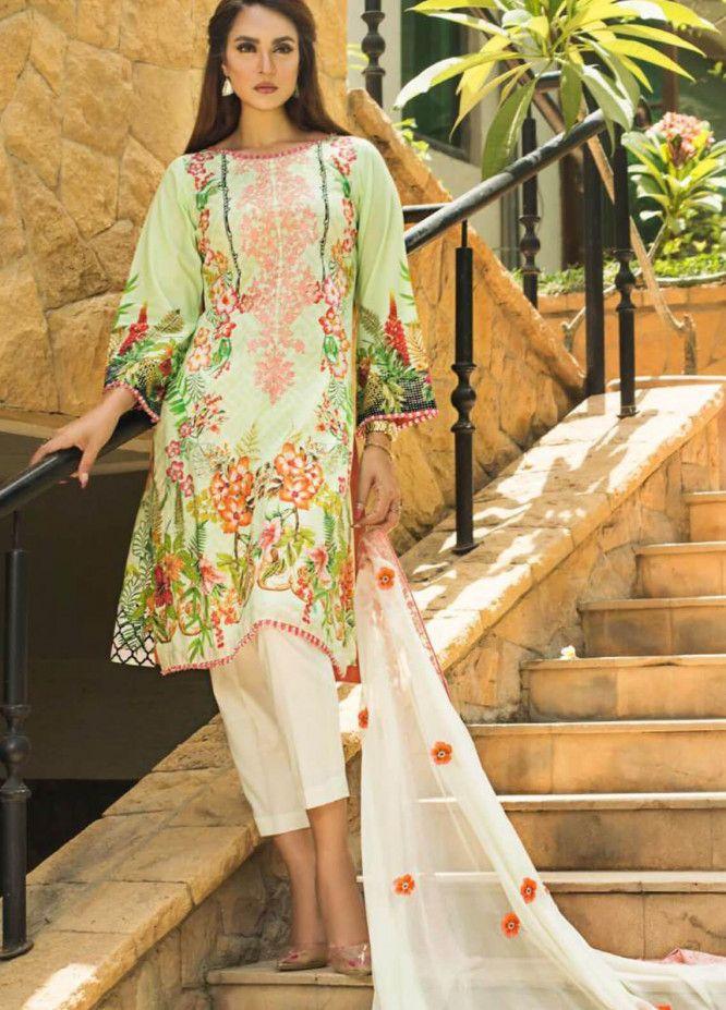 ff1c57d04c Nadia Hussain Premium Lawn 2019 Collection | Nadia Hussain Lawn 2019  Collection | Sanaulla Online Store