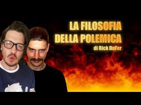 La Filosofia della Polemica By Rick DuFer