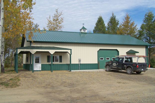 17 best images about country garage on pinterest metal for Country carports