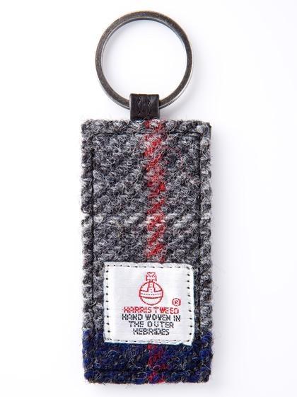 Harris Tweed Key Ring - Kiana - £8.50