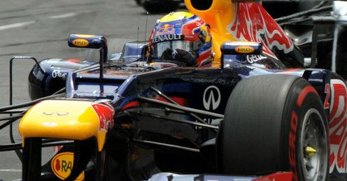 Webber's win goes unchallenged