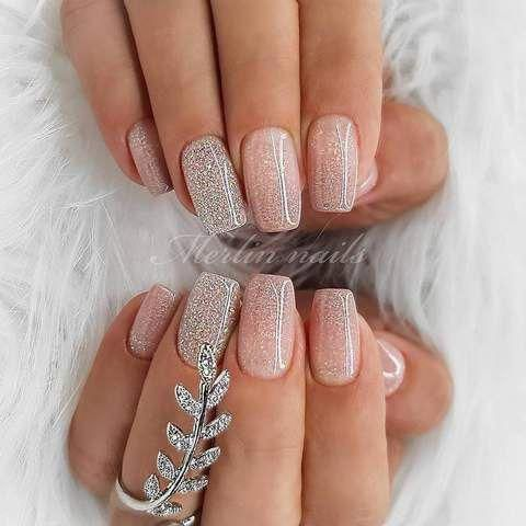 30 Cute Summer Nails Designs – Fashion & Glamour Trends 2019 – Katty Glamour #na…