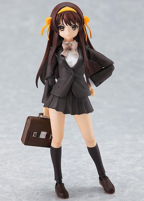 figma Haruhi Suzumiya: Kouyou Academy uniform ver