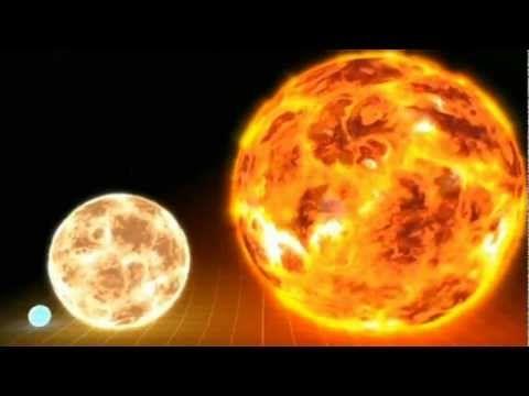 Un clásico audiovisual de las estrellas mas grandes del Universo. | #Cosmos