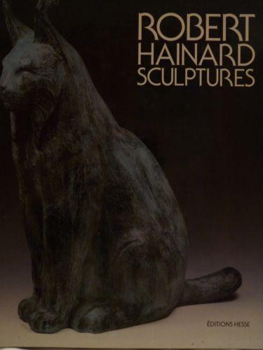 Robert-Hainard-Sculptures