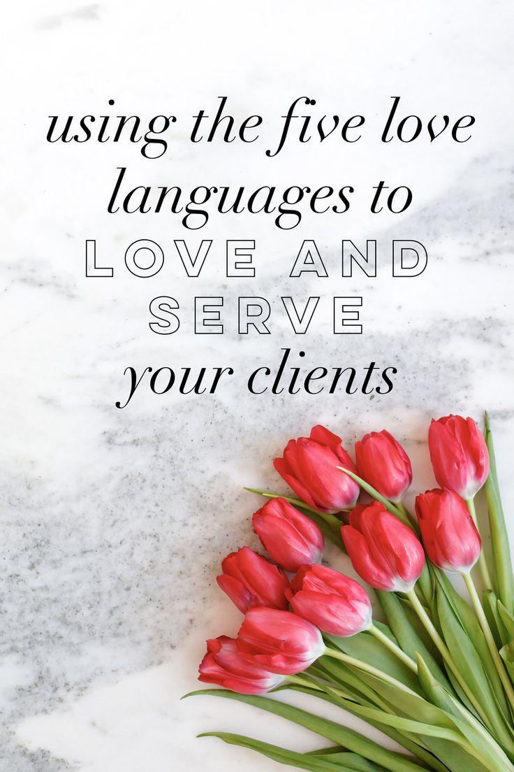 five love languages test pdf