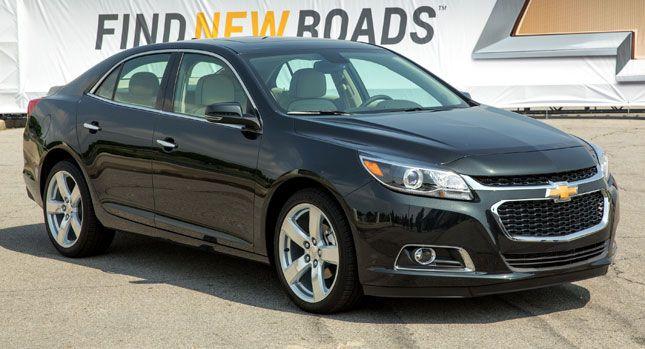 Chevrolet Malibu 2014 a precios desde $ 22,965 en Estados Unidos