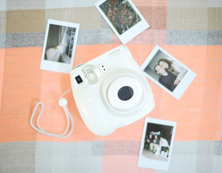 Fujifilm Instax. A new twist on the old classic Polaroid!