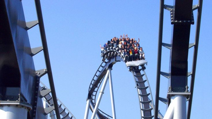 Silver Star - Europa-Park – One of the world's leading themeparks