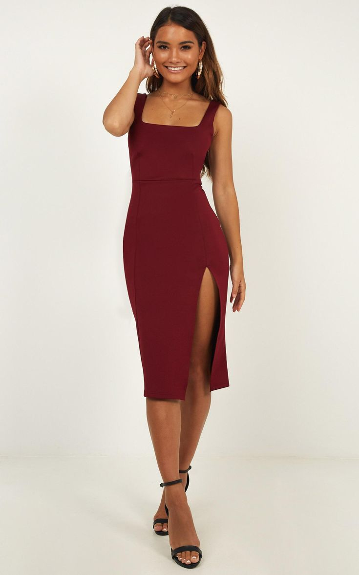 Mini Love Dress In Wine Produced Frauen Kleid Semi Formal Dresses For Wedding Year 10 Formal Dresses Evening Gowns Formal [ 1177 x 735 Pixel ]