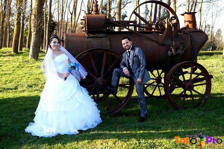 Hermoso día :D #boda #matrimonio