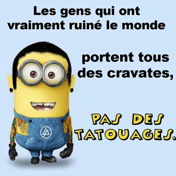 Tatouages... ...