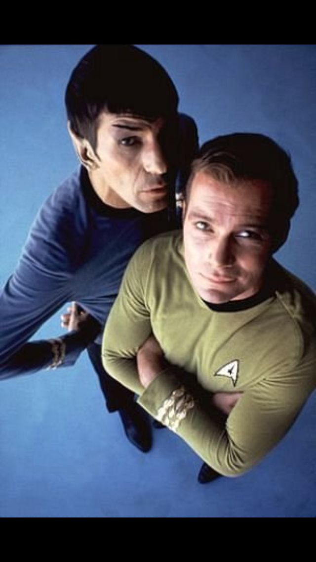kirk and spock essay