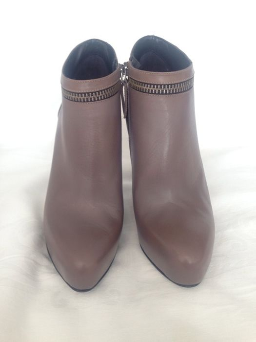 FOR SALE: Allsaints leather ankle boots - SOLD!