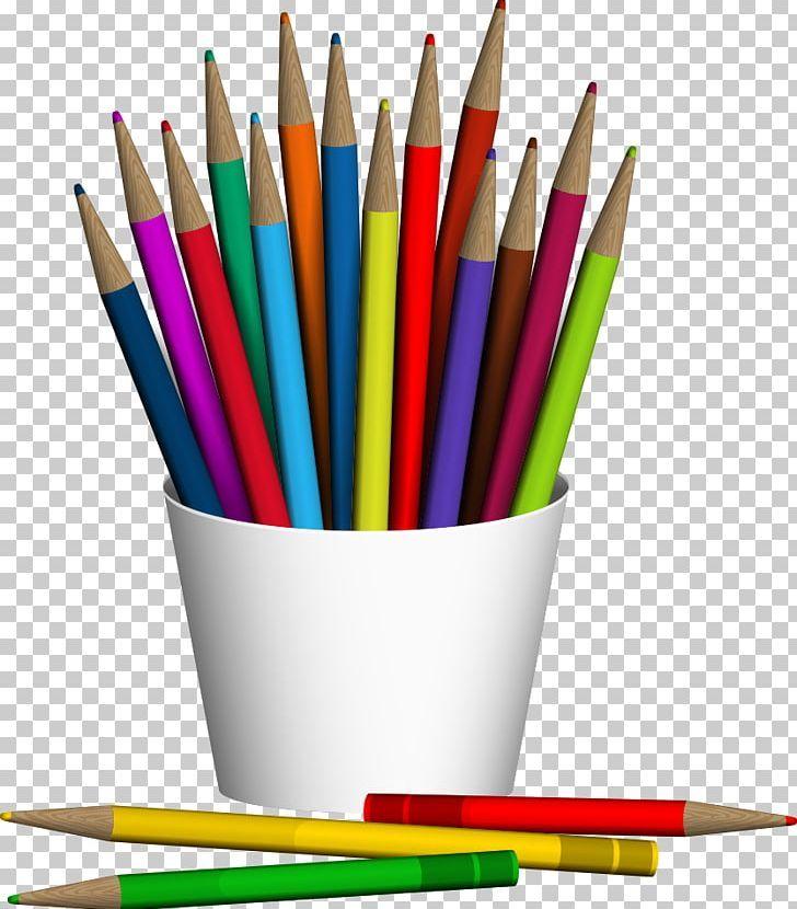 Colored Pencil Png Brush Pot Cartoon Color Colored Pencils Color Pencil Pencil Png Pencil Colored Pencils Color pencils hd wallpaper free download