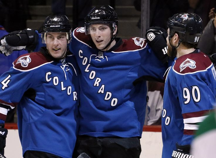 106 Best Images About Colorado Avalanche On Pinterest