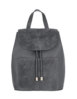 Cara Leather Backpack