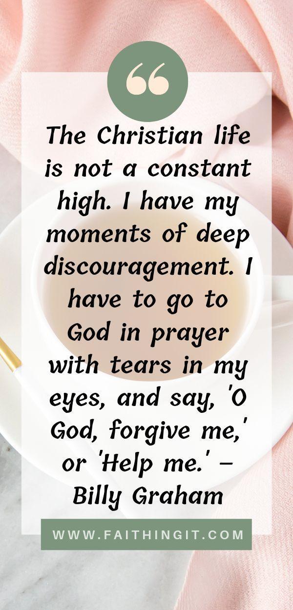 10 Ermutigende christliche Zitate – #Christian #Encouraging #quotes   – Früsht…