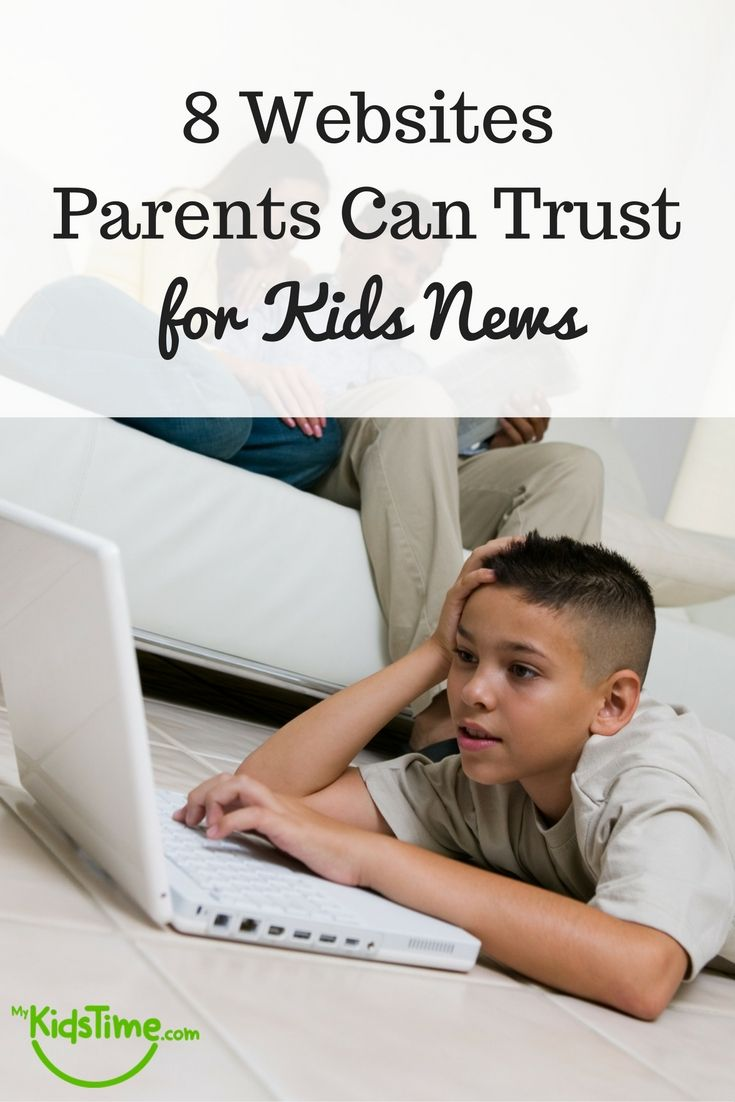 As a parent I find that my tween and teen do show an interest in news off and on, for example, the recent US presidential election, but allowing them to use the news websites that I would trust for fair and non-biased reporting would unfortunately mean exposing them to some awful stories. So having some trusted websites for kids news is handy to direct them to if they ask about a current event or news item. Here are 8 Websites Parents Can Trust for Kids News: