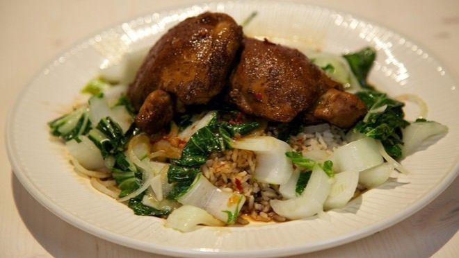 Heerlijk makkelijk recept voor kip ketjap
