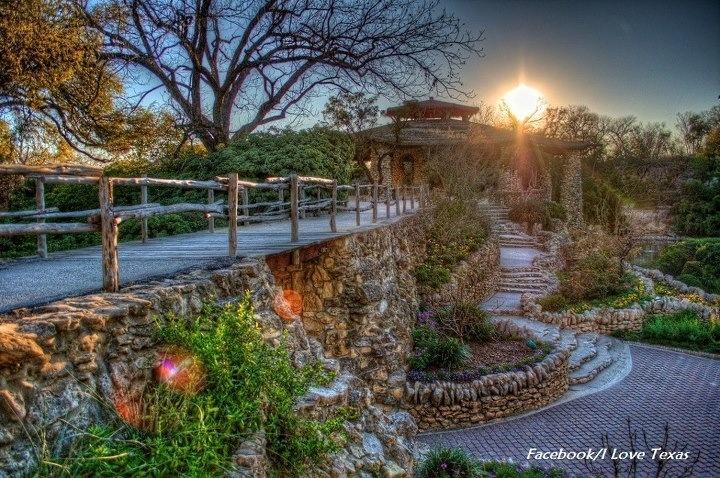Japanese Tea Gardens San Antonio, Texas San antonio
