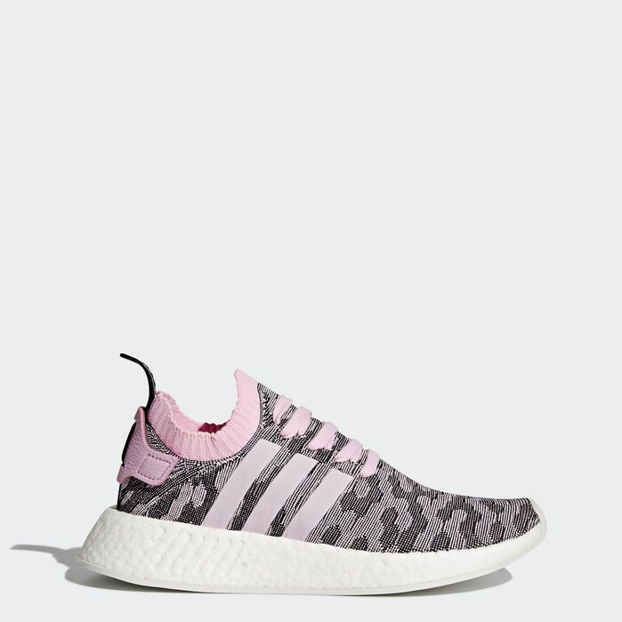 NMD_R2 Primeknit Shoes Wonder Pink