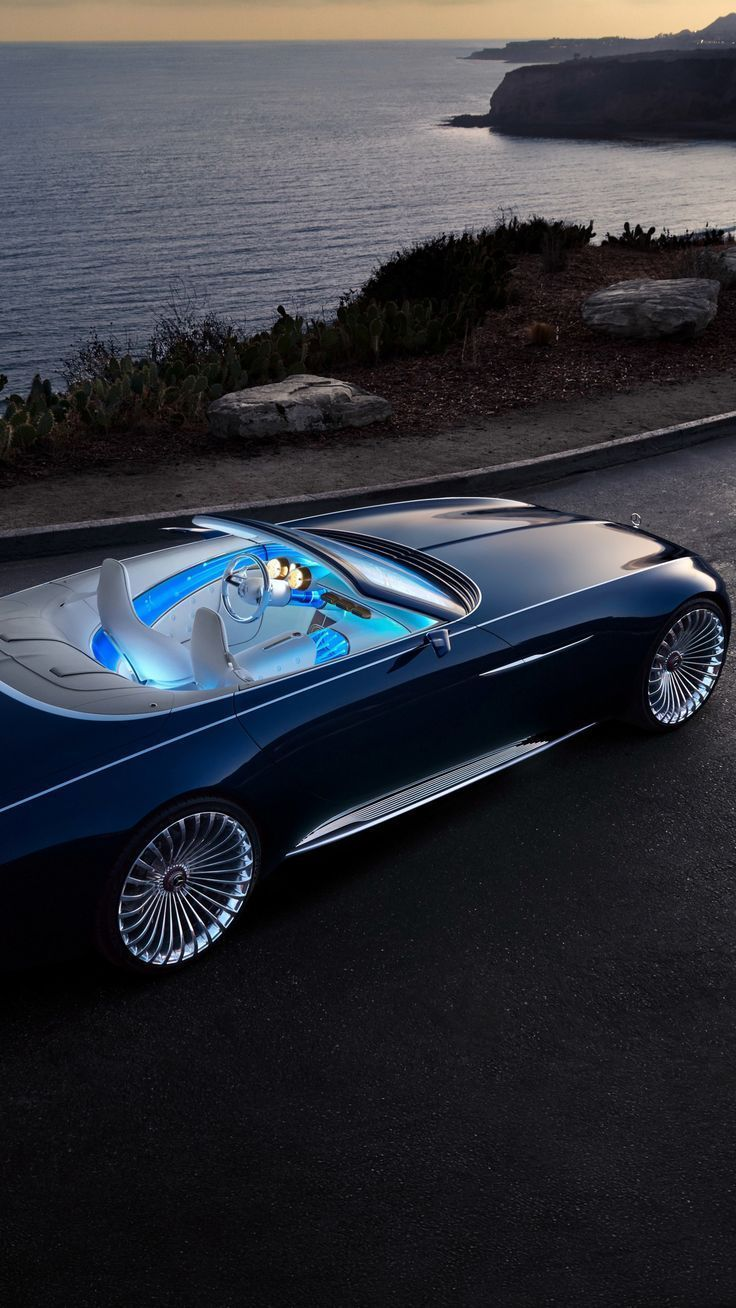 Cars Mercedes Maybach 6 Cabriolet Wallpapers Ferrarif80 Cars