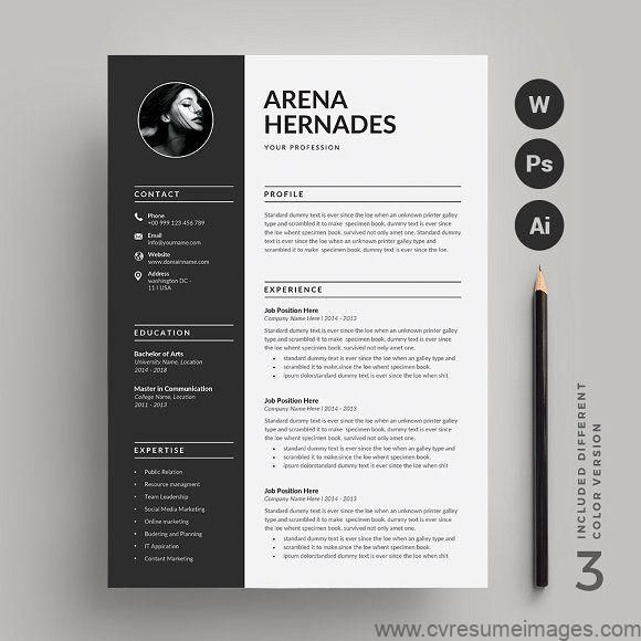 Resume Cv 2 Pages By Designs Bird On Creativemarket Sponsored Graphicdesign Graphicassets Design Art Template Resume Cv Cv Resumes Cv Examples Ozgecmis