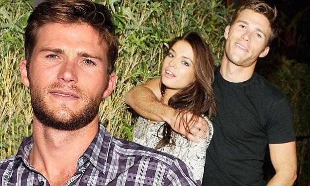 scott eastwood splits with model girlfriend brittany