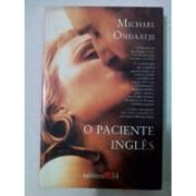 O Paciente Inglês- Maichael Ondaatje - Livro Usado R$ 8.0