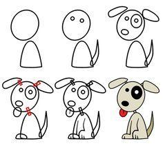 Wie man Tierbilder zeichnet