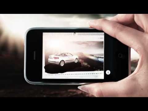 Audi: Augmented Reality Calendar