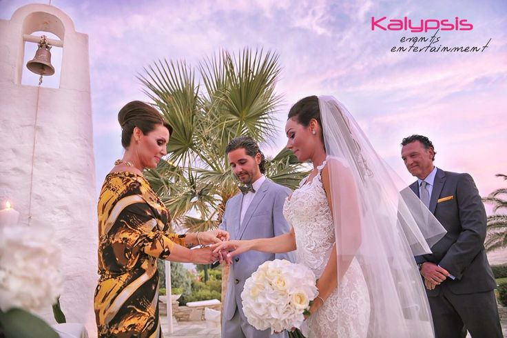 Wedding in Greece  Grand resort Lagonissi Kalypsis events entertainment