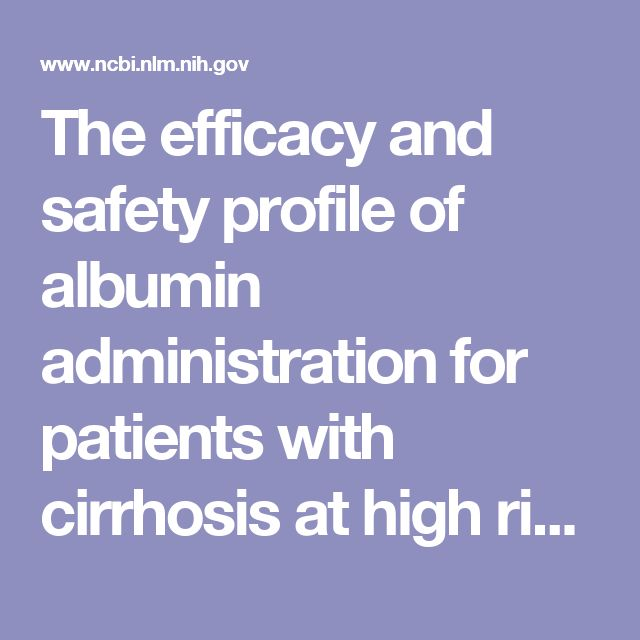 The efficacy and safety profile of albumin administration for patients with cirrhosis at high risk of hepatorenal syndrome is dose dependent