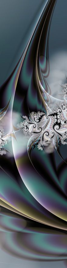 """Seduction"" — A sensuous original fractal fine art image by #danturnerartist Dan Turner. Cropped for Pinterest. http://DanTurnerFineArt.com — See the full uncropped image at http://dan-turner.artistwebsites.com/featured/seduction-dan-turner.html"