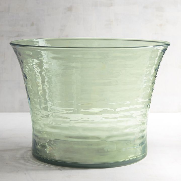 Pier 1 Imports Florence Green Acrylic Beverage Tub