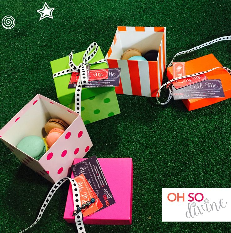 Oh so divine Easter box gift surprise