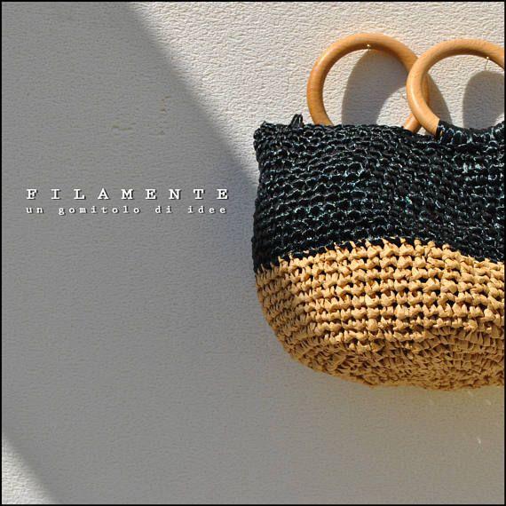 This Item Is Unavailable Etsy Crochet Techniques Raffia Crochet Raffia Bag
