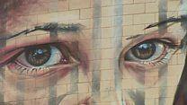 BBC - Nuart street art festival under way in Aberdeen