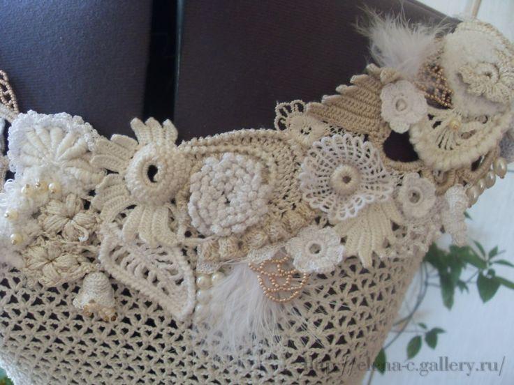 Gallery.ru / Фото #7 - Венчальное платье в подробностях - Elena-C